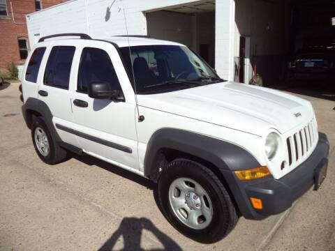 2007 Jeep Liberty for sale at Apex Auto Sales in Coldwater KS