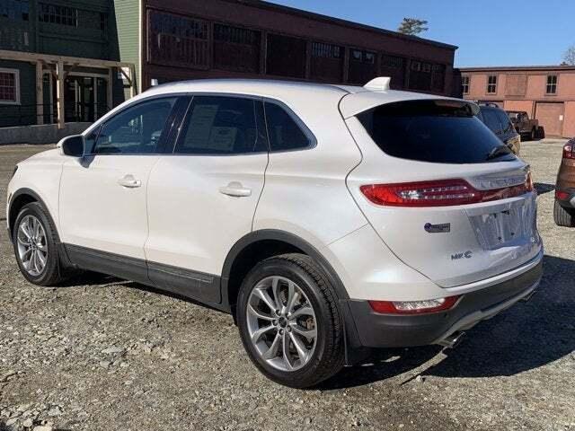 2018 Lincoln MKC AWD Select 4dr SUV - Lancaster NH