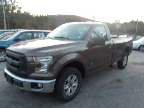 2016 Ford F-150 for sale at Manchester Motorsports in Goffstown NH