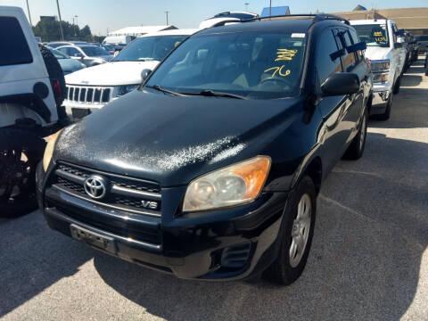 2009 Toyota RAV4 for sale at Moretz Imports, LLC in Spring TX