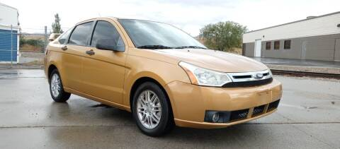 2009 Ford Focus for sale at AUTOMOTIVE SOLUTIONS in Salt Lake City UT