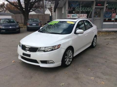 2012 Kia Forte for sale at Harrison Family Motors in Topeka KS