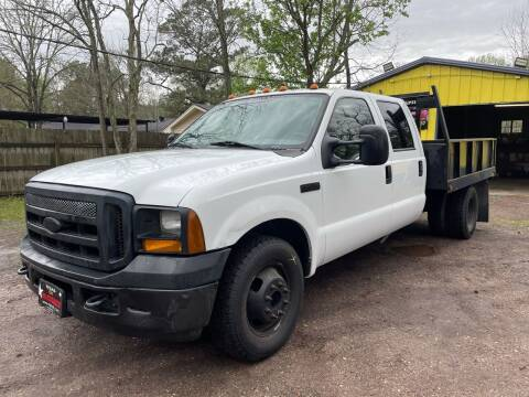 2007 Ford F-350 Super Duty for sale at M & J Motor Sports in New Caney TX