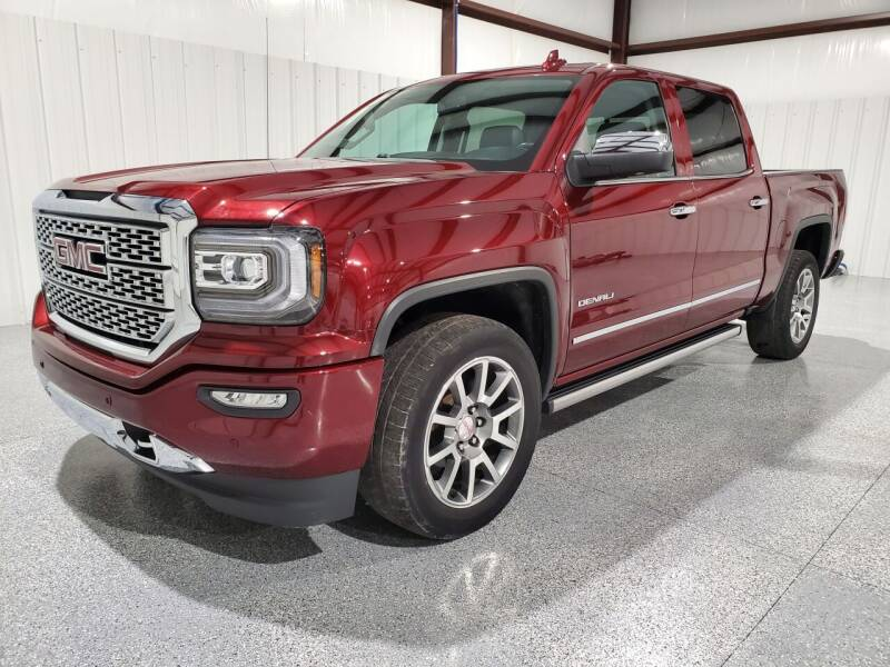 2016 GMC Sierra 1500 for sale at Hatcher's Auto Sales, LLC in Campbellsville KY