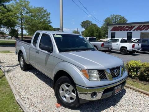2008 Nissan Frontier for sale at Beach Auto Brokers in Norfolk VA