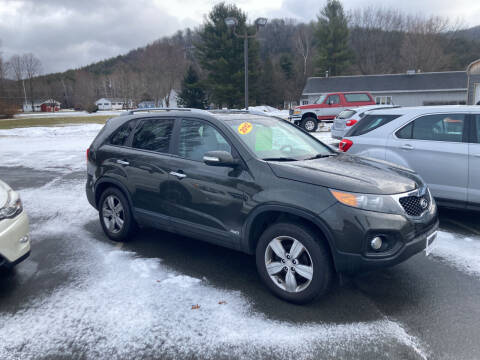 2012 Kia Sorento for sale at JERRY SIMON AUTO SALES in Cambridge NY
