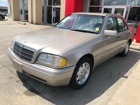 1997 Mercedes-Benz C-Class for sale at Thumbs Up Motors in Warner Robins GA