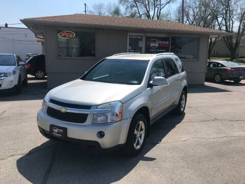 2008 Chevrolet Equinox for sale at Big Red Auto Sales in Papillion NE
