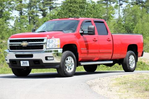 2011 Chevrolet Silverado 3500HD for sale at Miers Motorsports in Hampstead NH