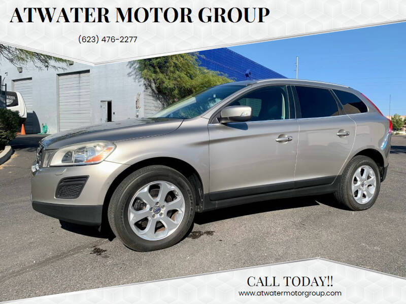 2013 Volvo XC60 for sale at Atwater Motor Group in Phoenix AZ