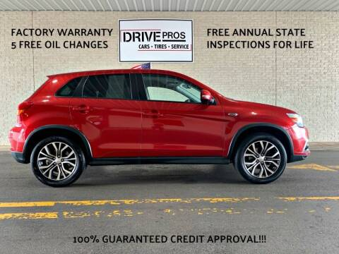 2019 Mitsubishi Outlander Sport for sale at Drive Pros in Charles Town WV