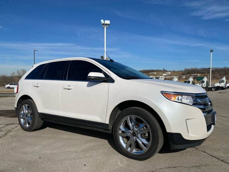 2013 Ford Edge for sale at N Motion Sales LLC in Odessa MO
