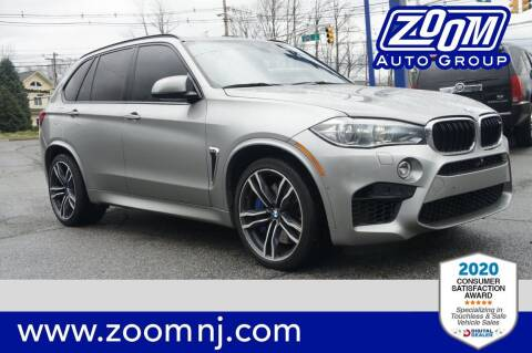 2017 BMW X5 M for sale at Zoom Auto Group in Parsippany NJ