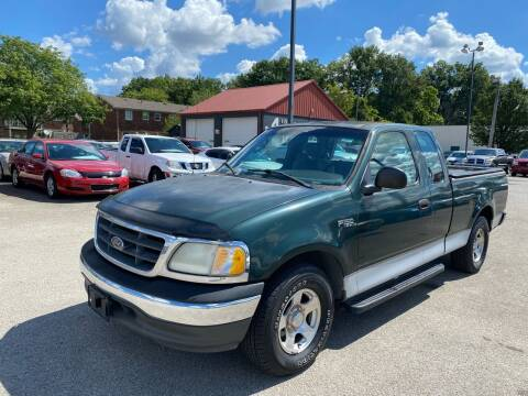 2002 Ford F-150 for sale at 4th Street Auto in Louisville KY
