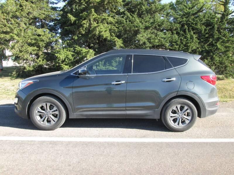 2014 Hyundai Santa Fe Sport for sale at Joe's Motor Company in Hazard NE