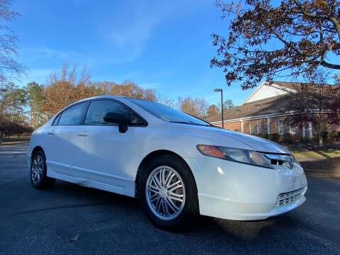 2008 Honda Civic for sale at Top Notch Luxury Motors in Decatur GA