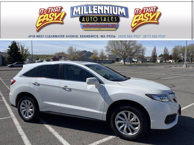 2018 Acura RDX for sale at Millennium Auto Sales in Kennewick WA