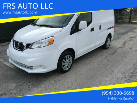 2018 Nissan NV200 for sale at FRS AUTO LLC in West Palm Beach FL