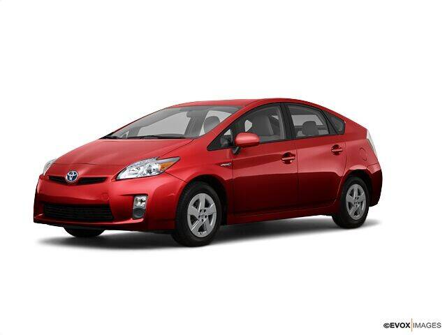 2010 Toyota Prius for sale at CHAPARRAL USED CARS in Piney Flats TN