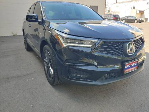 2020 Acura RDX for sale at Auto Direct Inc in Saddle Brook NJ