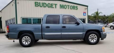 2006 GMC Sierra 1500 for sale at Budget Motors in Aransas Pass TX