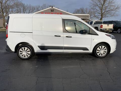 2015 Ford Transit Connect Cargo for sale at Hawkins Motors Sales in Hillsdale MI