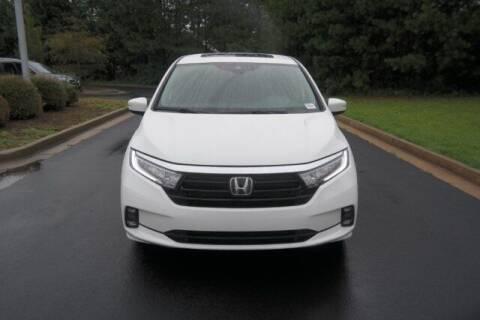 2021 Honda Odyssey for sale at Southern Auto Solutions - Lou Sobh Honda in Marietta GA