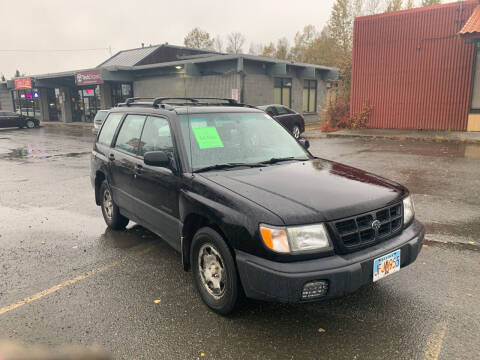 1999 Subaru Forester for sale at Freedom Auto Sales in Anchorage AK