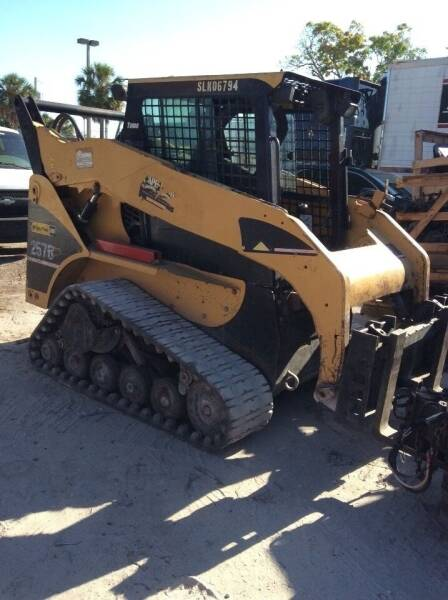 2007 Caterpillar 257B for sale at Tropical Motors Cargo Vans and Car Sales Inc. in Pompano Beach FL