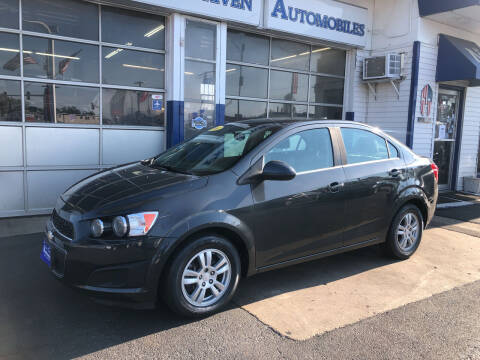 2014 Chevrolet Sonic for sale at Jack E. Stewart's Northwest Auto Sales, Inc. in Chicago IL