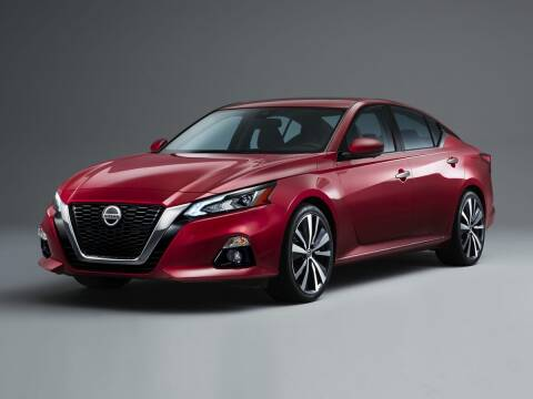 2021 Nissan Altima for sale at Ken Ganley Nissan in Medina OH