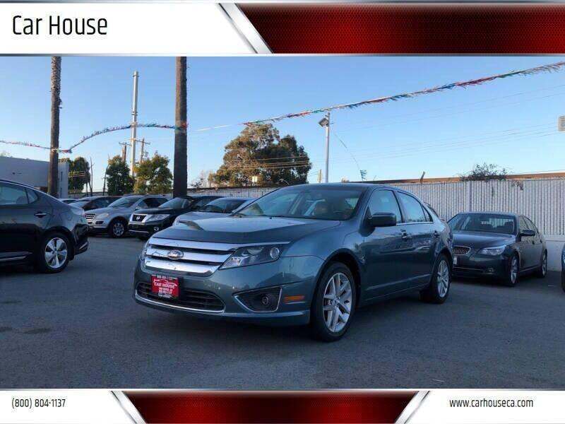 2012 Ford Fusion for sale at Car House in San Mateo CA