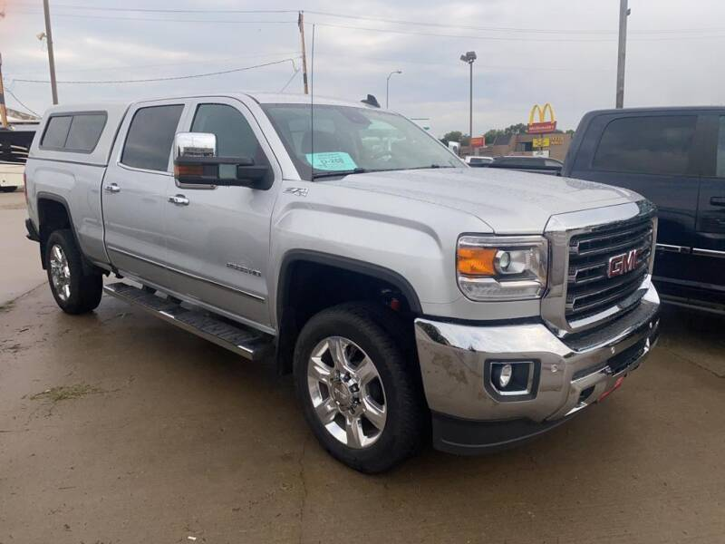 2018 GMC Sierra 2500HD for sale at Willrodt Ford Inc. in Chamberlain SD