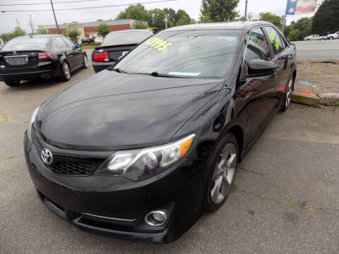 2014 Toyota Camry for sale at Pro-Motion Motor Co in Lincolnton NC