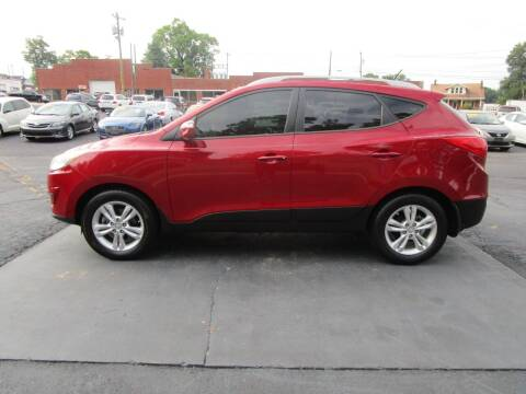 2012 Hyundai Tucson for sale at Taylorsville Auto Mart in Taylorsville NC