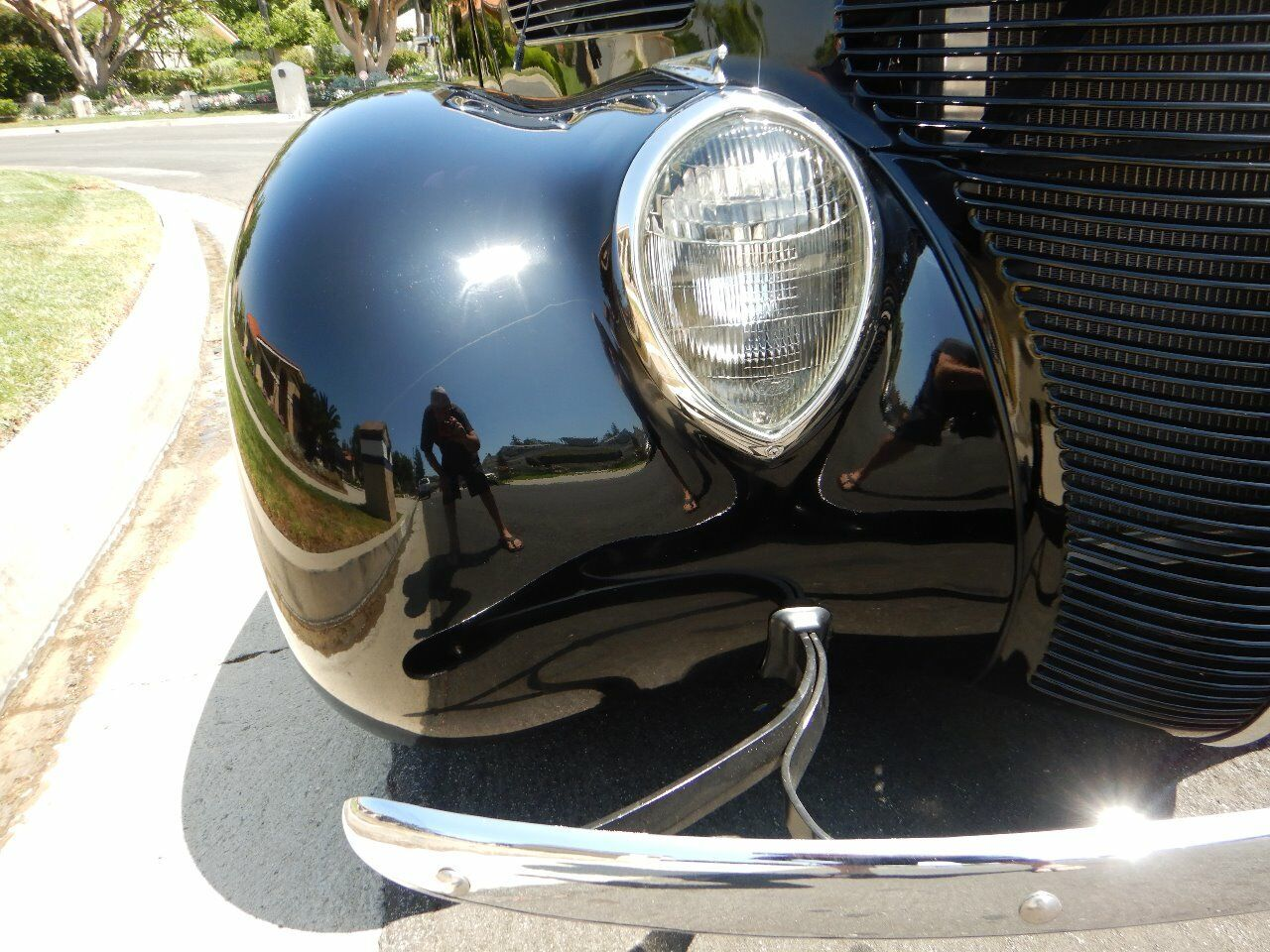 1938 Ford Cabriolet 9