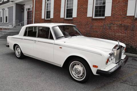 1977 Rolls-Royce Silver Shadow for sale at NJ Enterprises in Indianapolis IN