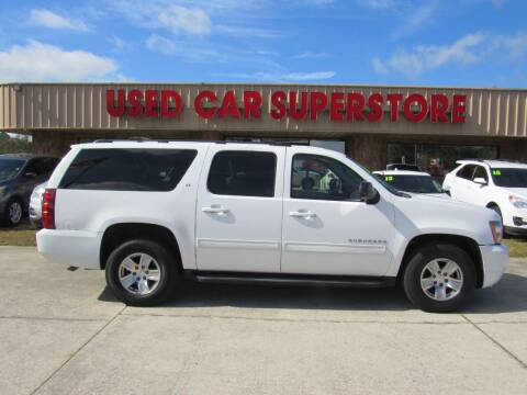 2010 Chevrolet Suburban for sale at Checkered Flag Auto Sales NORTH in Lakeland FL
