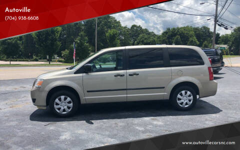 2008 Dodge Grand Caravan for sale at Autoville in Kannapolis NC