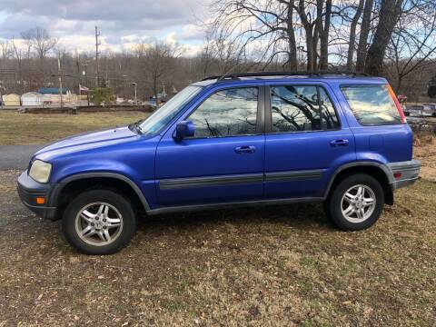 2001 Honda CR-V for sale at 22nd ST Motors in Quakertown PA