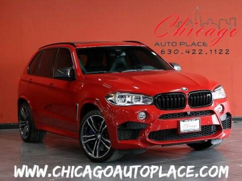 2016 BMW X5 M for sale at Chicago Auto Place in Bensenville IL