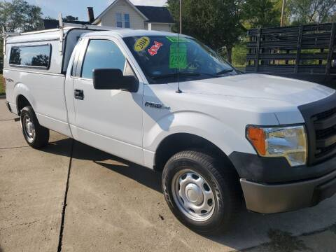 2014 Ford F-150 for sale at Kachar's Used Cars Inc in Monroe MI