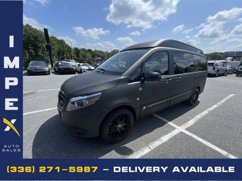 2018 Mercedes-Benz Metris for sale at Impex Auto Sales in Greensboro NC