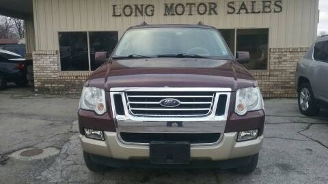 2007 Ford Explorer for sale at Long Motor Sales in Tecumseh MI