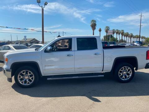2015 GMC Sierra 1500 for sale at First Choice Auto Sales in Bakersfield CA
