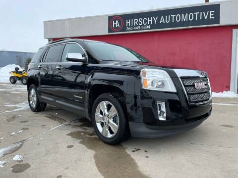 2015 GMC Terrain for sale at Hirschy Automotive in Fort Wayne IN