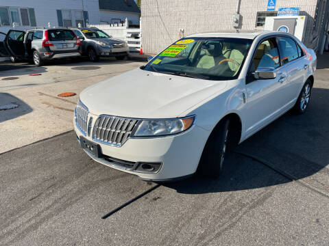 2012 Lincoln MKZ for sale at Quincy Shore Automotive in Quincy MA