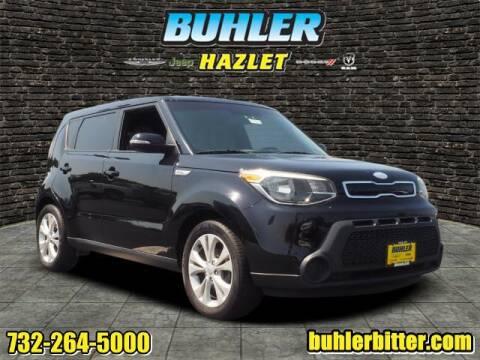 2014 Kia Soul for sale at Buhler and Bitter Chrysler Jeep in Hazlet NJ