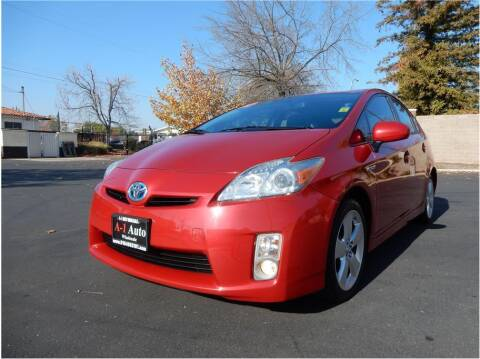 2010 Toyota Prius for sale at A-1 Auto Wholesale in Sacramento CA