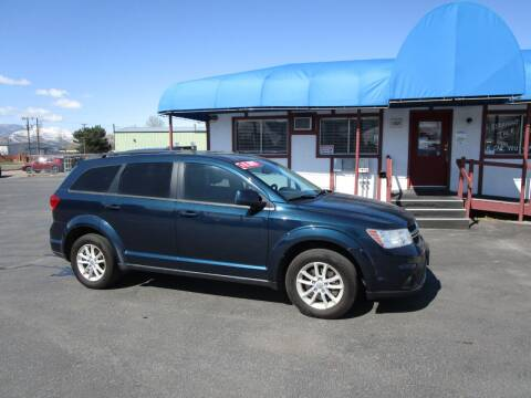 2015 Dodge Journey for sale at Jim's Cars by Priced-Rite Auto Sales in Missoula MT